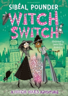 Witch Switch, Paperback