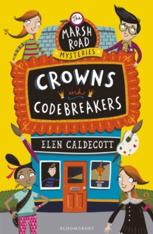 Crowns and Codebreakers, Paperback Book