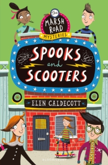 Spooks and Scooters, Paperback