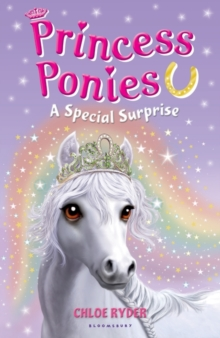 Princess Ponies 7: A Special Surprise, Paperback Book