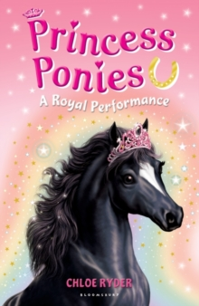 Princess Ponies 8: A Singing Star, Paperback