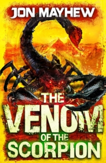 The Venom of the Scorpion, Paperback Book