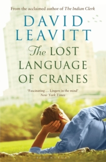 The Lost Language of Cranes, Paperback