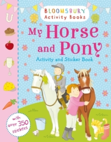 My Horse and Pony Activity and Sticker Book, Paperback