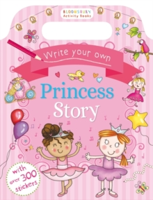 Write Your Own Princess Story, Paperback Book