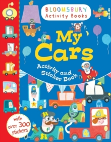 My Cars Activity and Sticker Book, Paperback Book