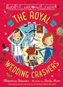 The Royal Wedding Crashers, Paperback