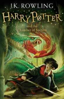 Harry Potter and the Chamber of Secrets, Paperback