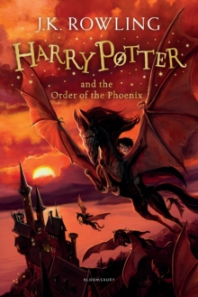 Harry Potter and the Order of the Phoenix, Paperback