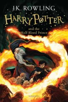 Harry Potter and the Half-Blood Prince, Paperback Book