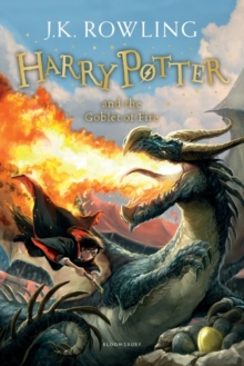 Harry Potter and the Goblet of Fire, Hardback