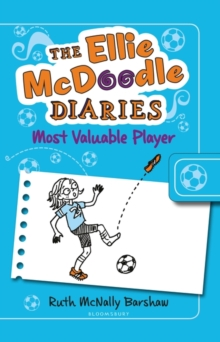 The Ellie McDoodle Diaries: Most Valuable Player, Paperback