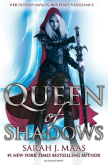 Queen of Shadows, Paperback