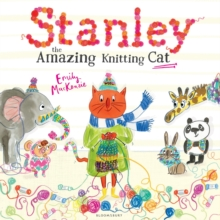 Stanley the Amazing Knitting Cat, Paperback