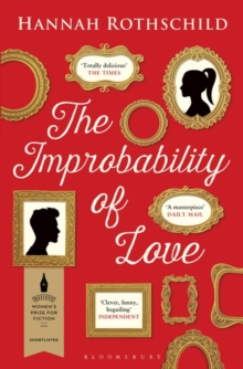 The Improbability of Love, Paperback Book