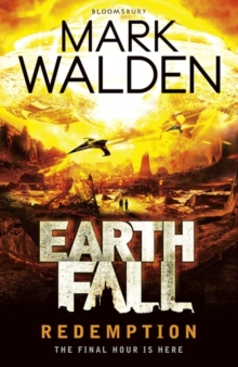 Earthfall: Redemption, Paperback