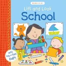 Lift and Look School, Board book Book