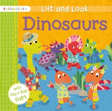 Lift and Look Dinosaurs, Board book
