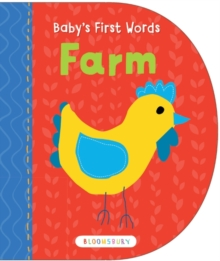 Baby Look and Feel Farm, Board book