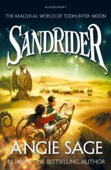 Sandrider : A Todhunter Moon Adventure, Hardback Book