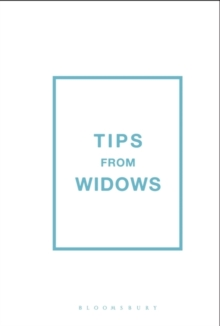 Tips from Widows, Hardback Book