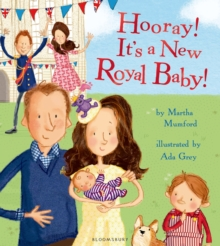 Hooray! it's a New Royal Baby!, Paperback