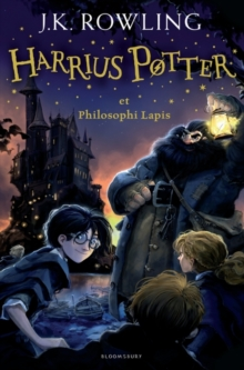 Harry Potter and the Philosopher's Stone Latin : Harrius Potter Et Philosophi Lapis, Hardback