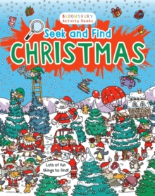 Seek and Find Christmas, Paperback