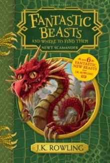 Fantastic Beasts & Where to Find Them : Hogwarts Library Book, Hardback