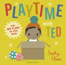 Playtime with Ted, Hardback Book