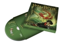 Harry Potter and the Chamber of Secrets, CD-Audio Book