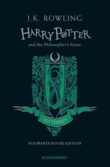 Harry Potter and the Philosopher's Stone - Slytherin Edition, Hardback Book