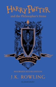 Harry Potter and the Philosopher's Stone - Ravenclaw Edition, Paperback Book
