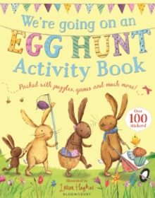 We're Going on an Egg Hunt Activity Book, Paperback
