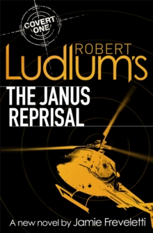 Robert Ludlum's The Janus Reprisal, Paperback Book