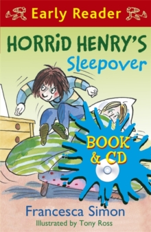 Horrid Henry's Sleepover : Book 26, Mixed media product