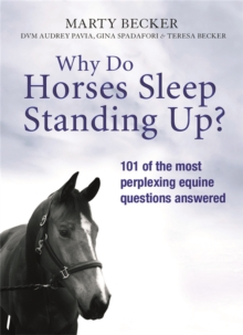 Why Do Horses Sleep Standing Up?, Paperback