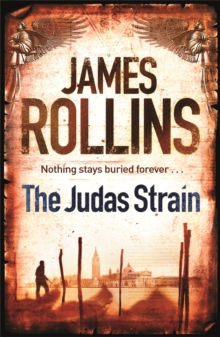 The Judas Strain, Paperback Book