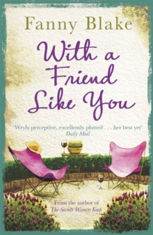With a Friend Like You, Paperback Book