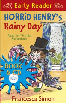 Horrid Henry's Rainy Day : Book 14, Mixed media product Book