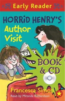 Horrid Henry's Author Visit, Mixed media product