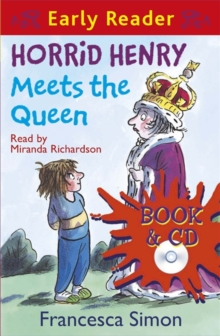 Horrid Henry Meets the Queen, Mixed media product