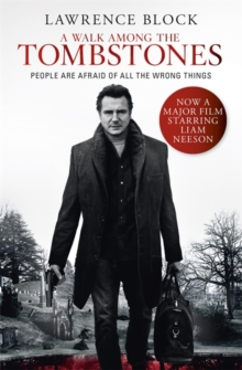 A Walk Among the Tombstones, Paperback