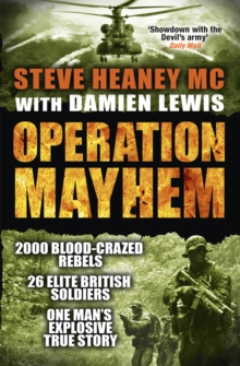 Operation Mayhem, Paperback Book