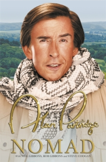 Alan Partridge : Nomad, Hardback Book