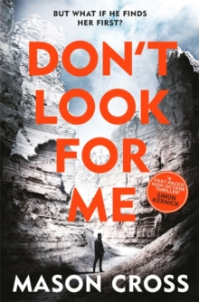 Don't Look for Me, Paperback Book