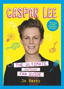 Caspar Lee, Hardback Book