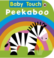 Baby Touch: Peekaboo, Board book