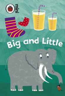 Early Learning Big and Little, Hardback Book