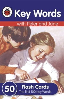 Key Words: Flash Cards : Peter and Jane, Cards